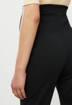 Missguided - Maternity cigarette trouser - black