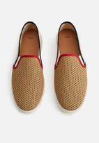 MANGO - Slip-on Miami shoes - beige