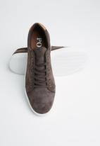 POLO - Carter nubuck sneaker - brown