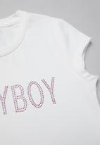 Sissy Boy - Basically top - white