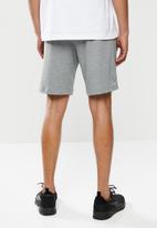 PUMA - Ess jersey shorts - grey