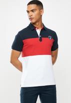 POLO - Samir fashion 1up custom fit golfer - navy