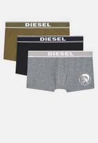 Diesel  - Shawn 3 pack boxer briefs - multi