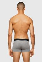 Diesel  - Damien 3 pack boxer briefs - blk/grey/white