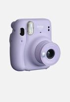 Fujifilm - Instax mini 11 camera combo - purple