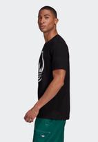 adidas Originals - Circle trefoil short sleeve tee - black