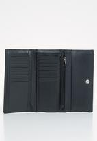 BOSSI - Cozcc leather - black