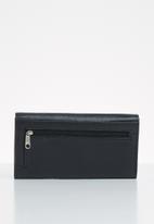 BOSSI - Sofmcc leather - black
