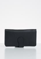 BOSSI - Ddcw leather - black