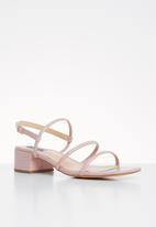 Madison® - Anna heel - blush