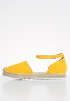 Madison® - Kimber espadrille - yellow