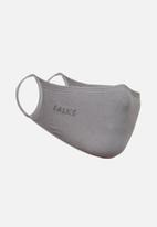 Falke - Falke double layer face mask - grey