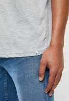 Quiksilver - Go around short sleeve tee - grey