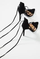 Madison® - Luna heel  - black