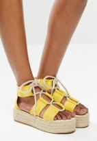 Madison® - Zee sandal - yellow