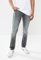 GUESS - skinny jeans - grey