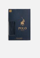 POLO - Rob plain knit briefs - navy