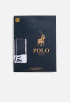 POLO - Classic knit boxer 3 pack - grey