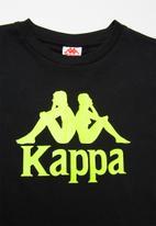 KAPPA - Estessi short sleeve tee - black