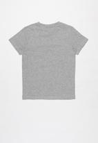 KAPPA - Authentic cardy tee - grey