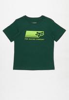 Fox - Drifter boys short sleeve tee - green