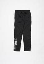 KAPPA - Boys viello pants - black