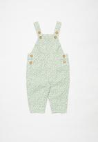 Cotton On - Eloise overall - smashed avo