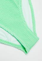 Cotton On - Lydia rib one piece - mint breeze