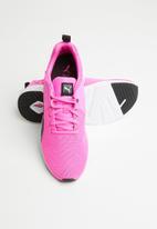 PUMA - Comet 2 fs - luminous pink-Puma white-Puma black