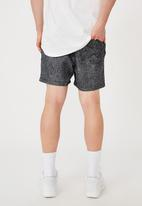 Factorie - Resort short - static mono