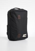 The North Face - Travel duffel - heather black