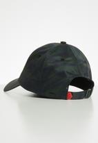 S.P.C.C. - Apollo fashion baseball cap - black