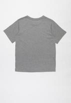 Fox - Warp speed boys short sleeve tee - grey