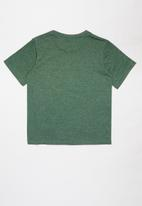 Fox - Warp speed boys short sleeve tee - green