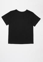 Fox - Qualifier boys short sleeve tee - black