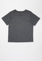Fox - Predator boys short sleeve tee - dark grey