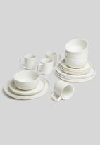 Sixth Floor - Lab mug set of 4 - white