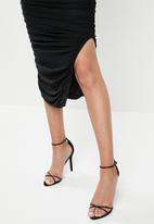 Sissy Boy - See cleary now skirt - black