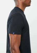 POLO - Crew neck tee - black