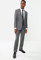 POLO - Bradley custom fit travel suit - grey