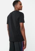 adidas Originals - 3d Trefoil short sleeve tee - black