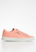 adidas Originals - Adidas sleek w - trace pink f17/crystal white/core black