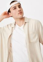 Factorie - Resort shirt - beige