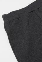 Converse - Boys colorblock dino set - charcoal & grey