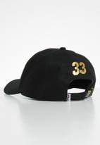 FILA - Grant hill icon cap - black