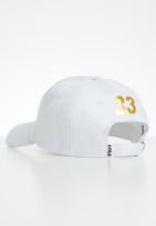 FILA - Grant hill icon cap - white