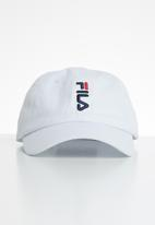 FILA - Carey cap - white