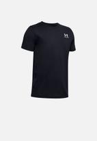 Under Armour - Sportstyle left chest - black & white