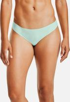 Under Armour - Ps thong 3pack- blue/mint