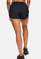 Under Armour - W ua fly by 2.0 short - black